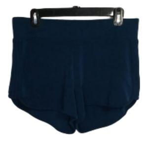 Athleta Serenity Shortie Soft Blue Shorts Size S